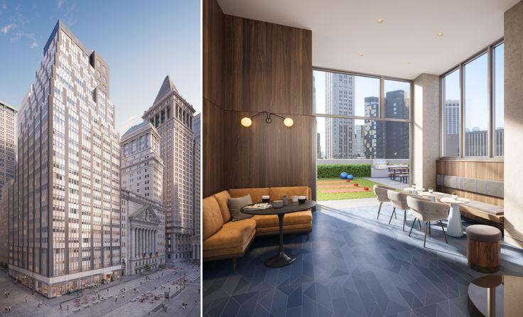 20 Broad Street renderings credit of Visuals via Metro Loft Development