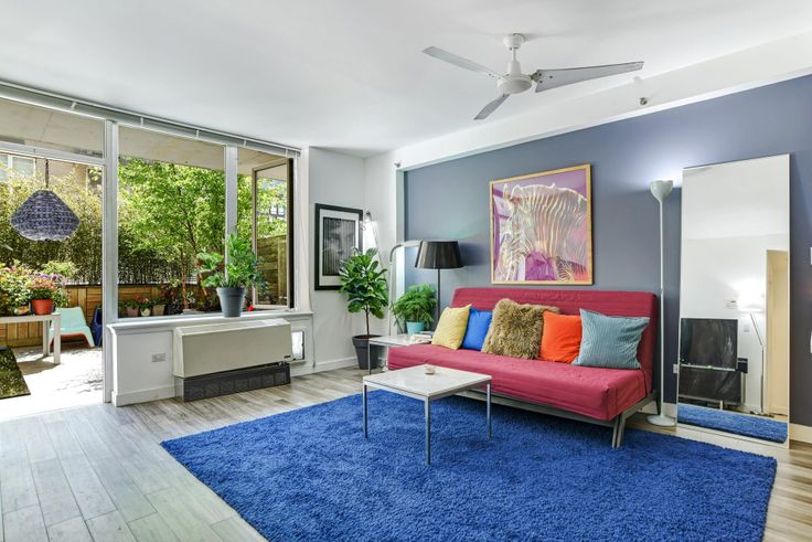 This condo at 26 Broadway in Williamsburg is asking $935K (Corcoran)