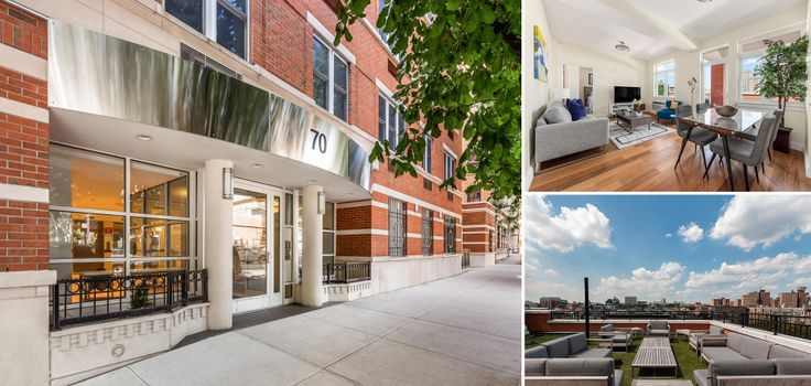 All images of 70 West via Douglas Elliman