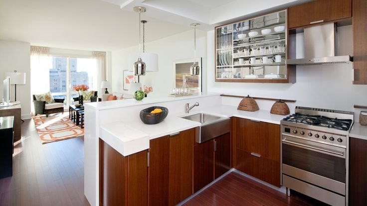 The Aldyn, 60 Riverside Boulevard, Interiors, Kitchen