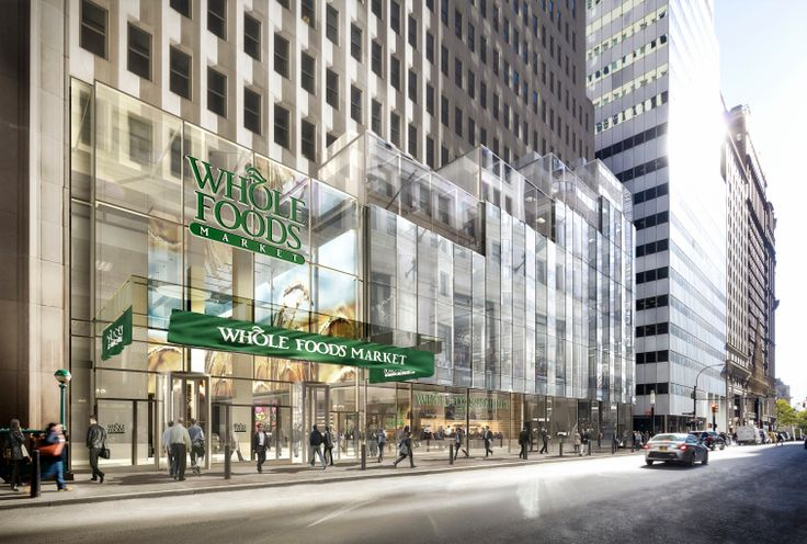 Whole Foods to open at One Wall Street   Macklowe Properties