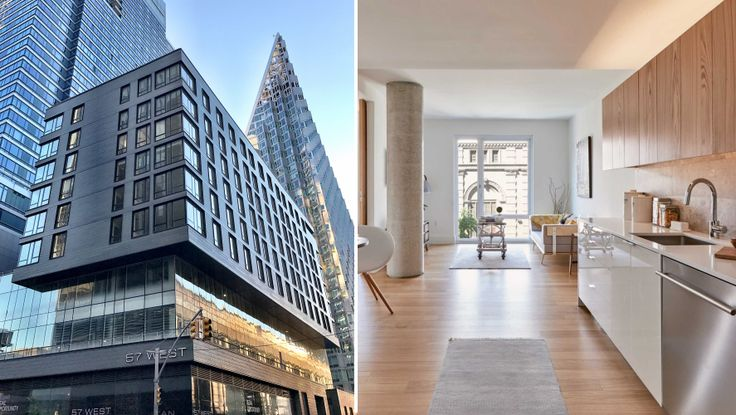 Leasing has launched at FRANK 57 West