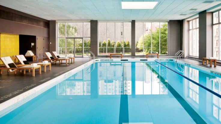 Pool, 515 East 72nd Street, Condo, Manhattan, NYC