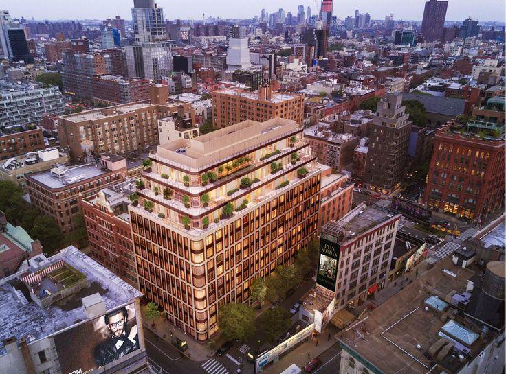 All images of 40 Bleecker Street via Douglas Elliman by Williams New York