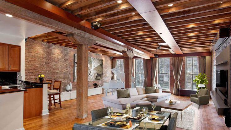 The Fischer Mills Building, Luxury Condo, Manhattan, New York City