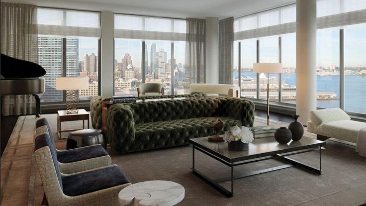 Ariel West, Luxury Condo, Manhattan, New York, Extell Development, Trump, Riverside South, Goldstein, Hill & West