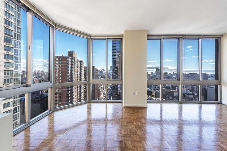 Chelsea Tower offers rentals with panoramic views in the heart of Manhattan. (Image via chelseatower.com)