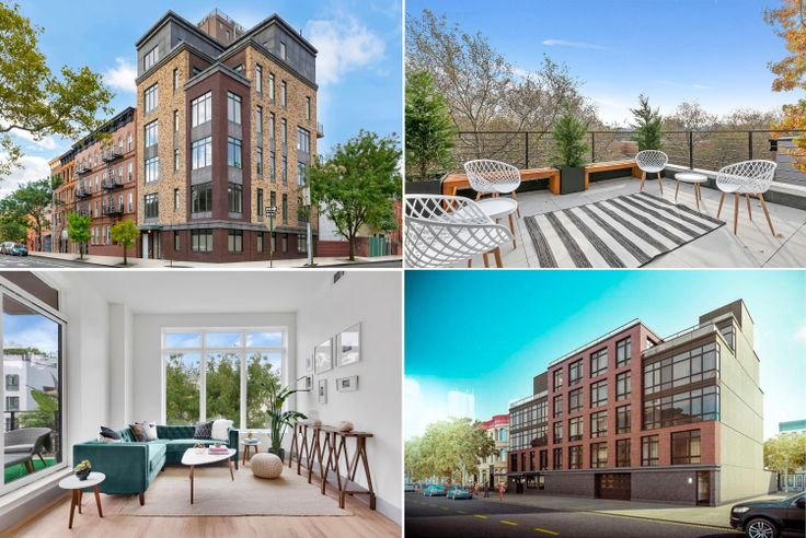 Bed-stuy is one of the most active new residential construction markets in New York City