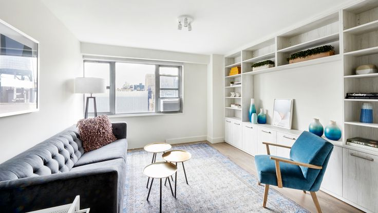 100 West 93rd Street interiors
