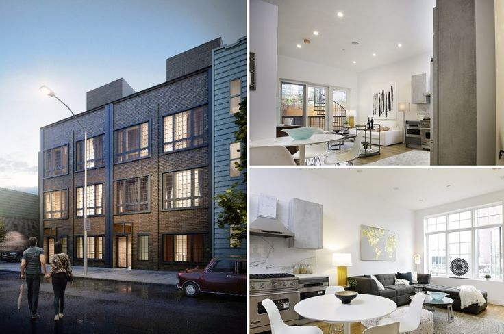 222 Withers Street in East Williamsburg via The InHouse Group