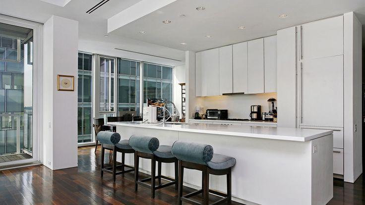 Kitchen, 165 Charles Street, Condo, Manhattan, NYC