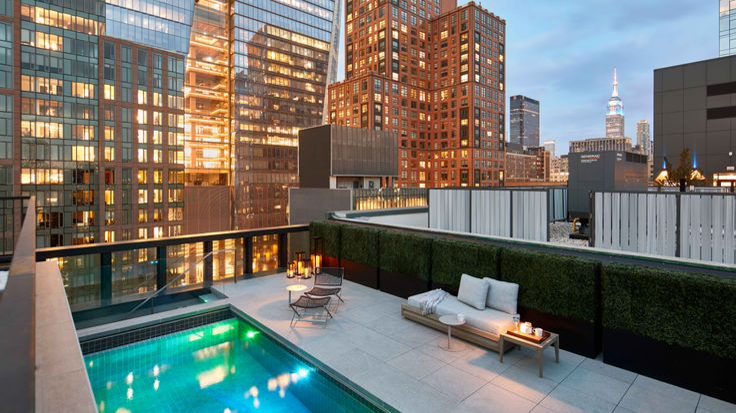 All photos of Soori High Line interiors courtesy of Siras Oriel, SCDA Architects via Compass