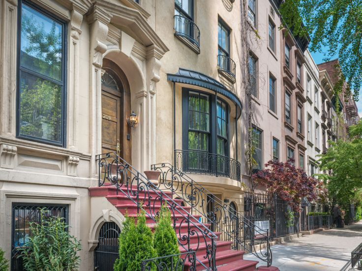 Rowhomes on the Upper East Side (CityRealty)
