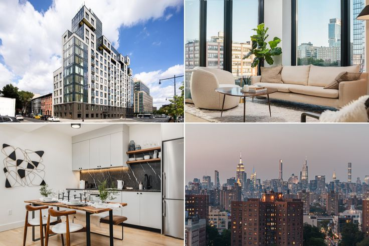 Images of 250 Gold Street via Nooklyn