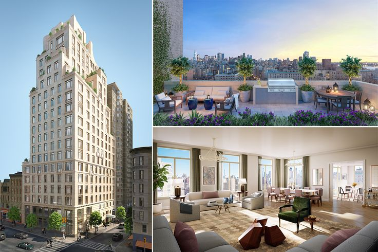 25 of the 31 units at Two Fifty West 81st are in contract