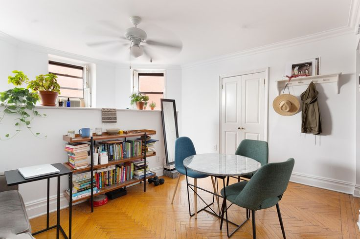 415 Clinton Avenue, #9 is a studio renting for $2,120/mnth