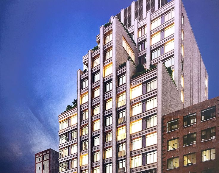The Chamberlain at 269 West 87th Street on the Upper West Side.