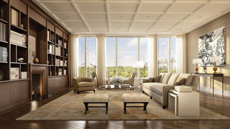 22 Central Park South, Luxury Condo, Manhattan, New York...