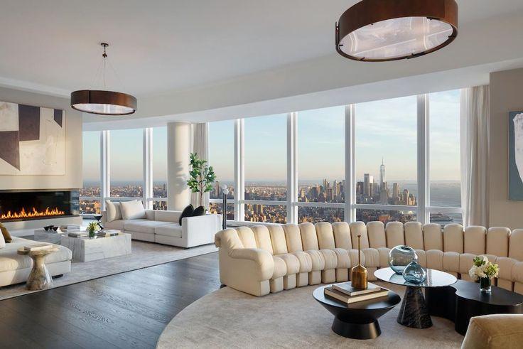 High-floor apartment at 35 Hudson Yards