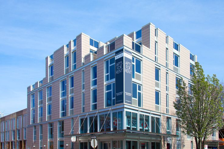 The Williamsburg Social at 250 Bedford Avenue in Williamsburg was erected in 2013. (Image via Citi Habitats)