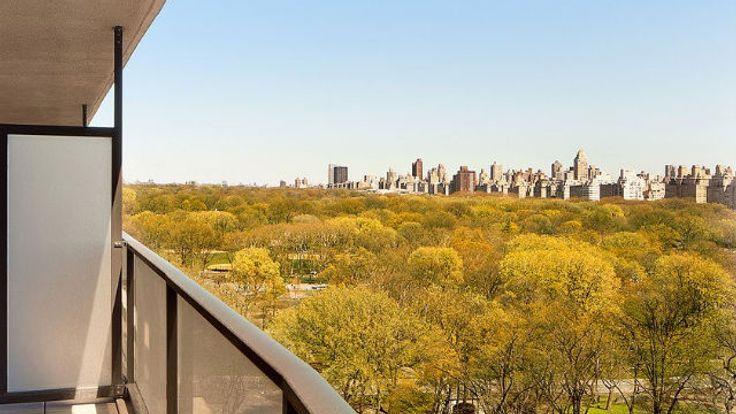 Balcony, 200 Central Park South, Condo, Manhattan, NYC