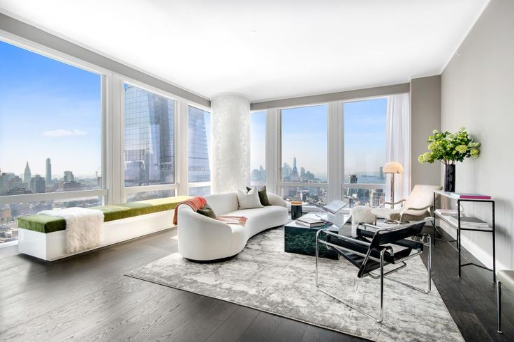 This high-floor spread at 35 Hudson Yards was the week's third biggest deal (Corcoran)