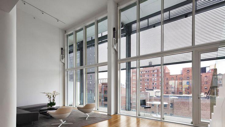 Metal Shutter Houses, 524 West 19th Street, Condo, Manhattan