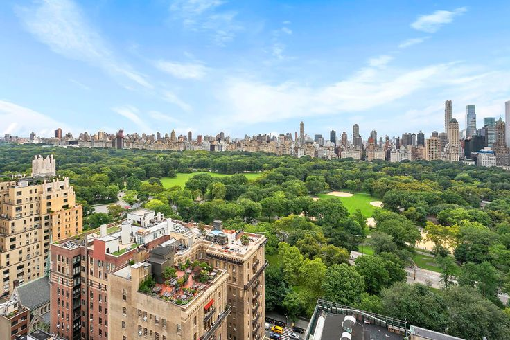Central Park via Corcoran