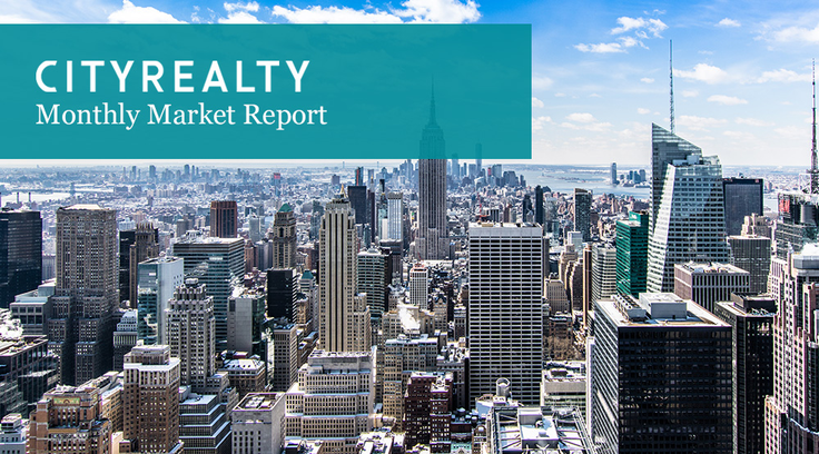CityRealty's April 2018 market report includes all public records data available through March 31, 2018 for deeds recorded the prior month.