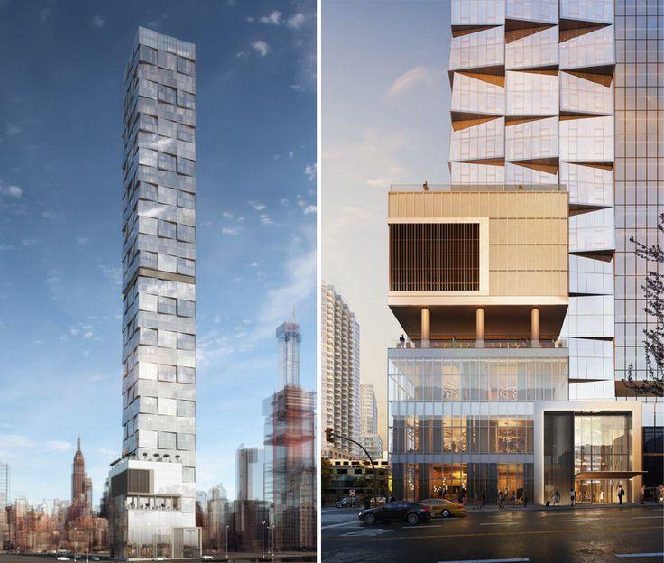 Renderings by ZOA3D Ltd. for SM Design Group  Design, Moshe Tzur Architects, Marx Development Group