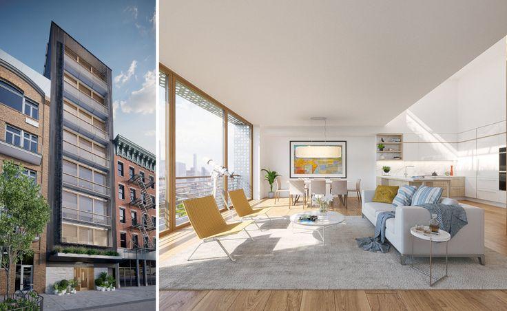 Houston House renderings via Lee Properties Group