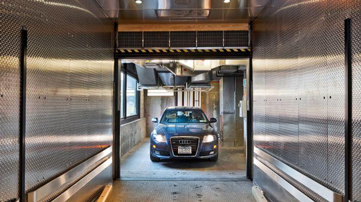 Garage, 200 Eleventh Avenue, Condo, Manhattan, NYC