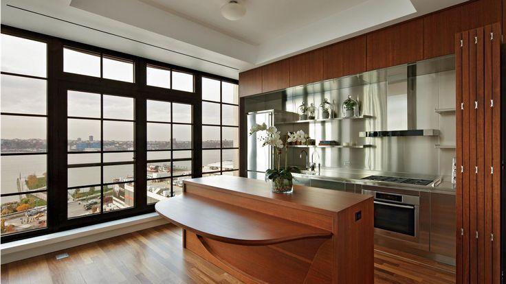 Kitchen, 200 Eleventh Avenue, Condo, Manhattan, NYC