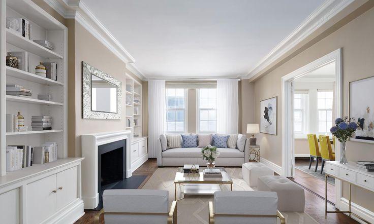Estate sale in 17 East 89th Street via Douglas Elliman