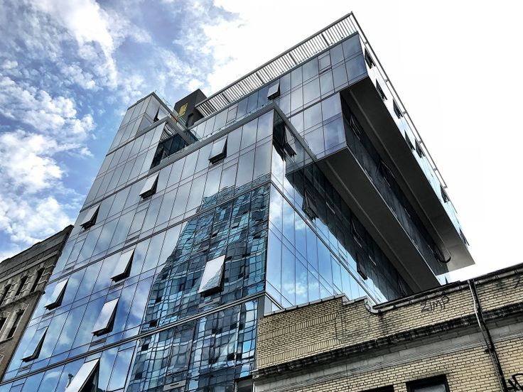 Unveiled Facade of 100 Norfolk Street; CityRealty