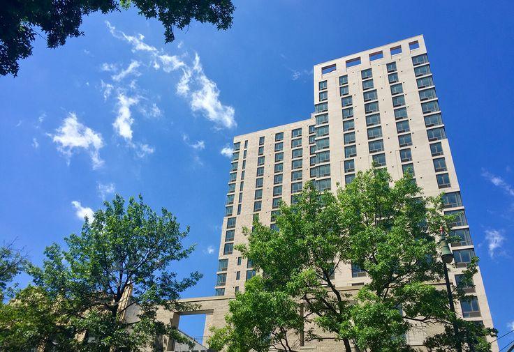 The Parkside, 626 Flatbush Avenue in Prospect Lefferts Gardens, Brooklyn (Image via theparkline.com)
