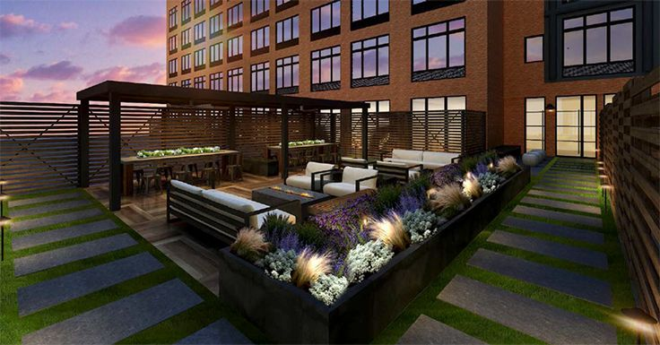 810 Fulton Street amenities
