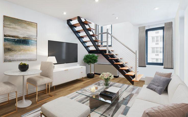 Duplex Condos via Brown Harris Stevens
