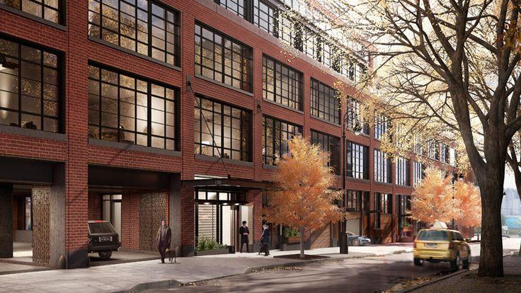 Exterior, 150 Charles Street, Condo, Manhattan, NYC