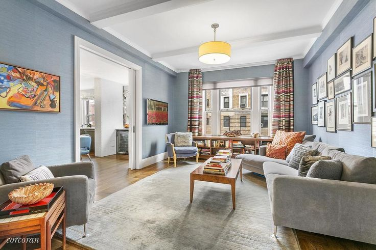 Newly-listed apartments in the Upper East Side (Photo via Corcoran)