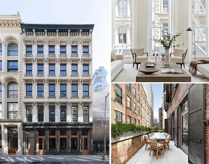 All images of 53 White Street via Compass