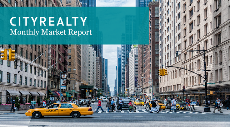 CityRealty's September 2018 market report includes all public records data available through August 31, 2018 for deeds recorded the prior month.