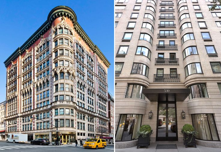 45 East 65th Street and 530 Park Avenue, two exceptional pre- and pos-war buildings on the Upper East Side
