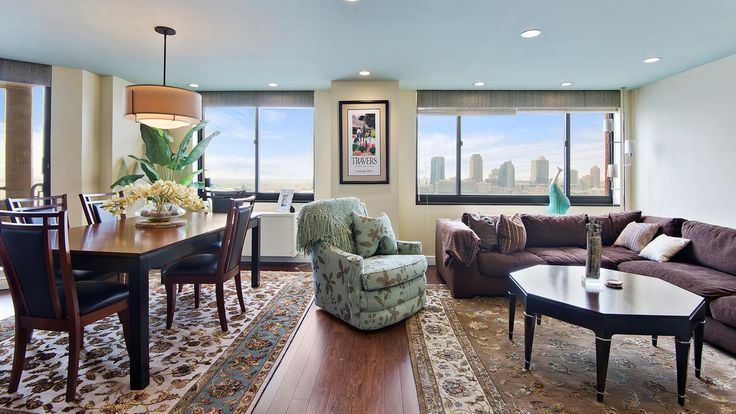 Liberty House, 377 Rector Place, Luxury Condo, Manhattan, New York City