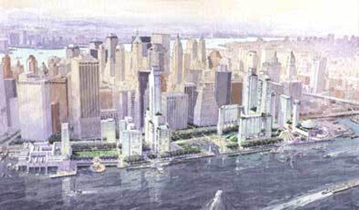 Seaport-City