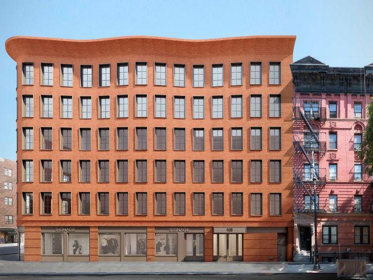540-544 Hudson Street (Rendering credit: Morris Adjmi Architects)