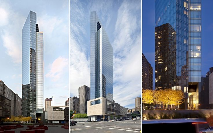 Aire at 200 West 67th Street, via Handel Architects