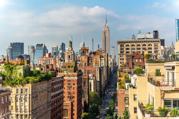 For all New York's evolution and new development, its historic districts remind us of the city's rich past.