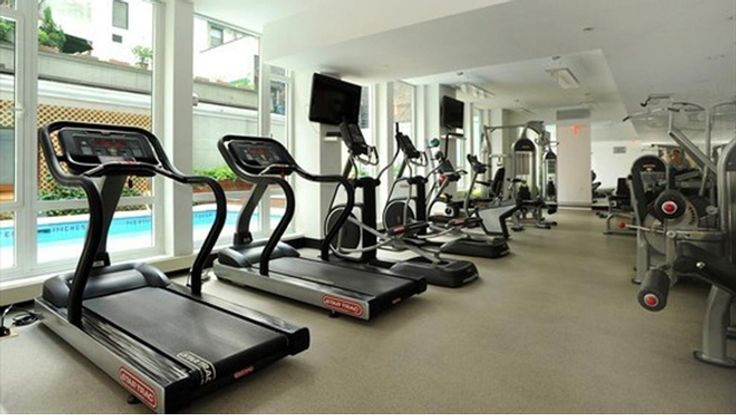 Exercise Room, 133 West 22nd Street, Condo, Manhattan, NYC