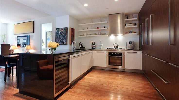 Kitchen, 133 West 22nd Street, Condo, Manhattan, NYC